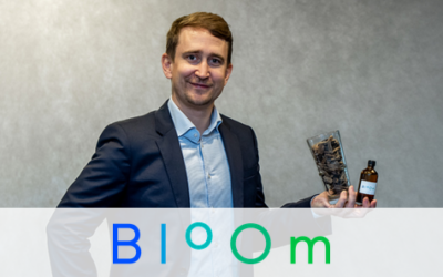 Bloom is finalist for the Swiss Technology Award 2020 !